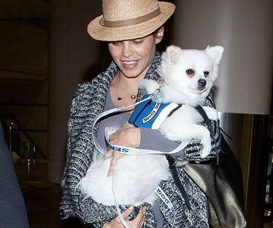 Celebs and their adorable pets