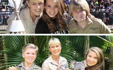 The real reason why Bob Irwin cut his hair