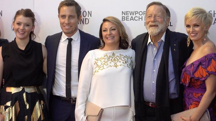 Aussie stars hit the red carpet for world premiere of 'Don't Tell'