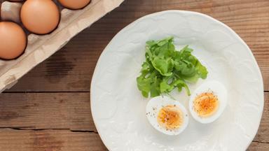 How to hard boil an egg like an expert