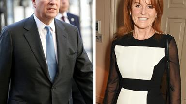 Keeping it in the family! Sarah Ferguson and Prince Andrew are working together