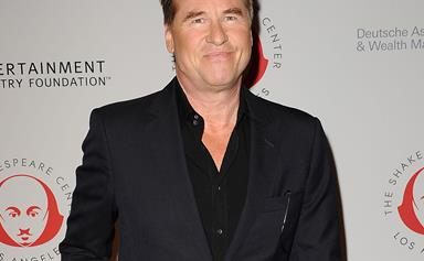 Val Kilmer acknowledges his battle with cancer for the very first time