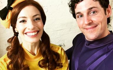 Are Mr and Mrs Wiggle expecting their first child? Emma and Lachy hint at their baby joy
