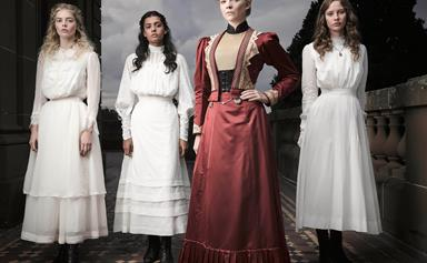 The first full look at Picnic At Hanging Rock is here!