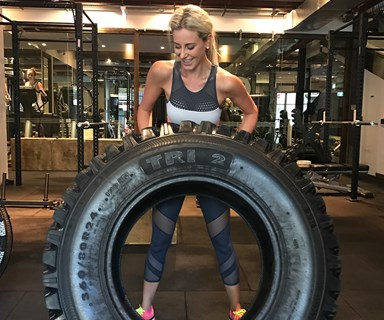 A day in the fit-spirational life of Roxy Jacenko