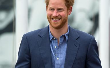 Stop. Drop. Roll. Sydney will be aflamin' because Prince Harry is coming to town