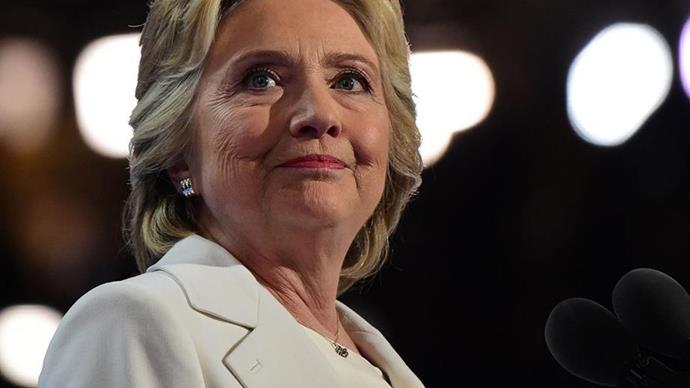Hillary Clinton reveals why she lost the election