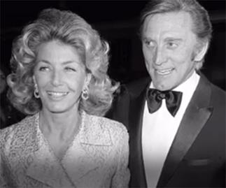 Hollywood icon Kirk Douglas co-wrote a book that details all of his past infidelities…with his wife