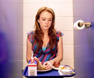 Cady Mean Girls Alone