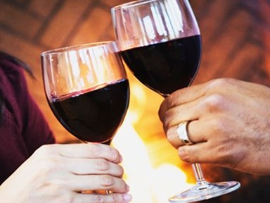 Red wine can harm unborn babies, study finds
