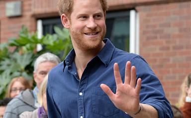 Prince Harry secretly visited a terminally ill little boy