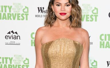 Chrissy Teigen admits to getting liposuction on a rather unexpected part of her body