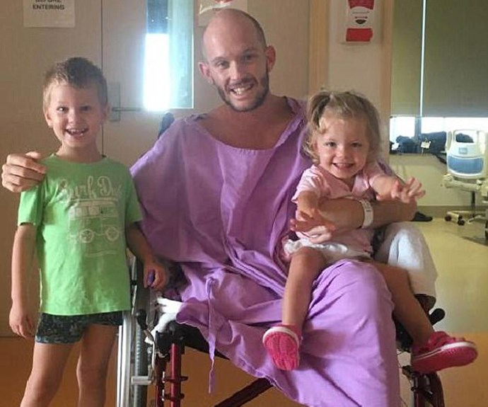 Qld shark attack victim recounts horrific moment he was mauled and almost killed