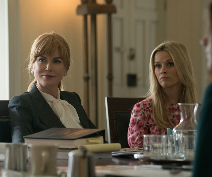 Nicole and Reese co-starred in *Big Little Lies* .