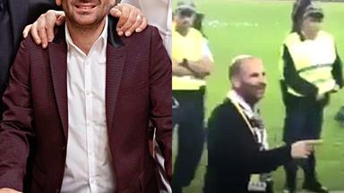 MasterChef's George Calombaris charged with assault after being filmed shoving man