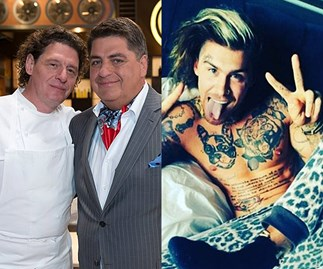 Marco Pierre White Jr's foul-mouthed tirade against Matt Preston will shock you (to say the least!)