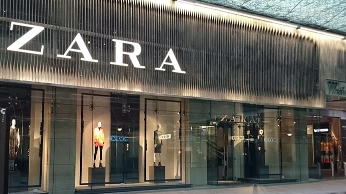 The age you should stop shopping at Zara