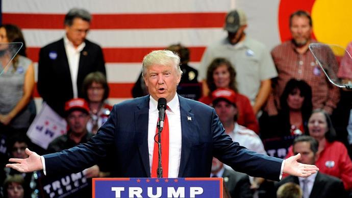 BREAKING: Donald Trump fires FBI Director James Comey