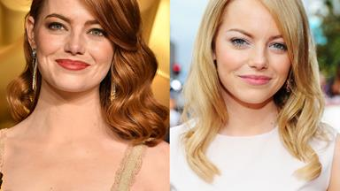 11 celebs whose natural hair colour isn't what you think it is