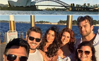 The Bold and the Beautiful Down Under