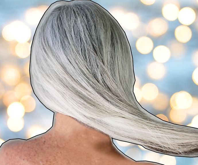 grey hair cure