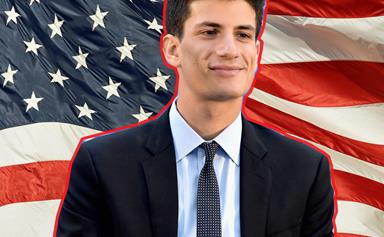 John F. Kennedy's only grandson Jack Schlossberg is going places, FYI