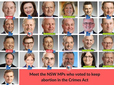 Abortion to remain a crime in NSW after bill reform failed in parliament
