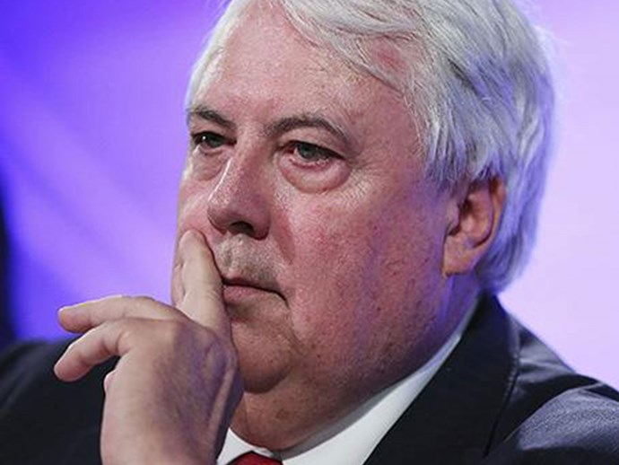 Clive Palmer claims strong painkillers affected his memory in court testimony