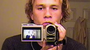 "Heath Ledger's sister ""screamed and cried"" while watching his documentary for the first time"