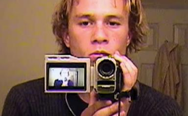 """Heath Ledger's sister """"screamed and cried"""" while watching his documentary for the first time"""