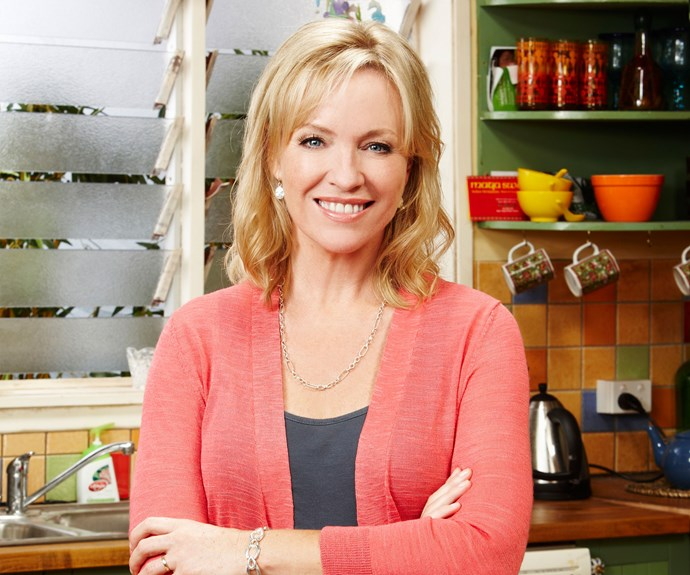 Rebecca Gibney Packed To The Rafters