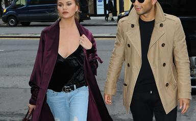 Chrissy Teigen gets the ultimate revenge after John Legend dances with another woman