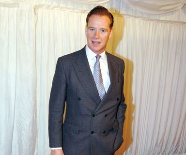 Princess Diana's former lover James Hewitt suffers a stroke and heart attack