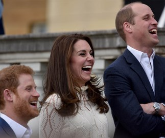 Prince Harry, Prince William, Duchess Catherine