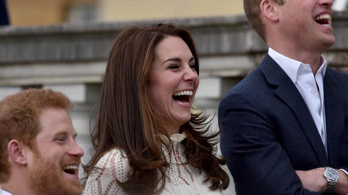 Prince Harry, Prince William, Duchess Catherine