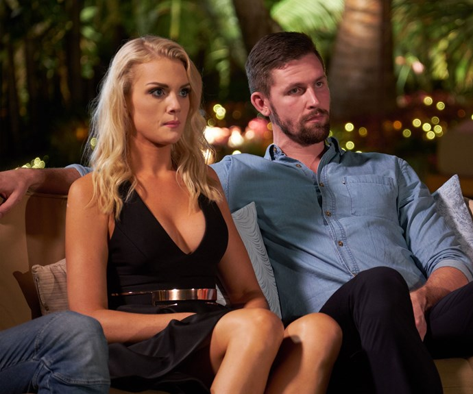 Sharday and Josh from The Last Resort