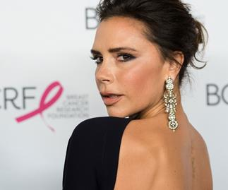 Victoria Beckham's backless jumpsuit shows more than you think