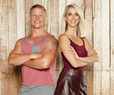 House Rules' Aaron and Daniella dream of a career in TV