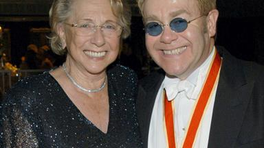 Elton John ends nine-year feud with his mother after his recent brush with death