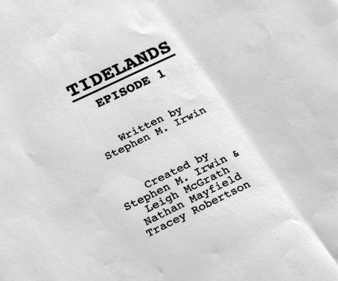 Netflix Tidelands Script