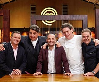 Masterchef's George Calombaris being sued for mass food-poisoning – after being charged with assault