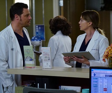 A Grey's Anatomy spin-off is in the works!