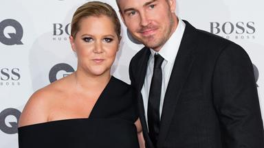 Amy Schumer confirms she's broken up with Ben Hanisch