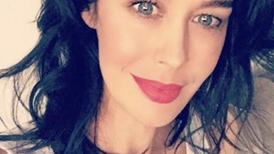 Megan Gale says going through a miscarriage has affected her current pregnancy