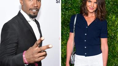 Kate Holmes and Jamie Foxx are about to share their love with the world
