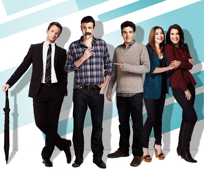 Cast of How I Met Your Mother