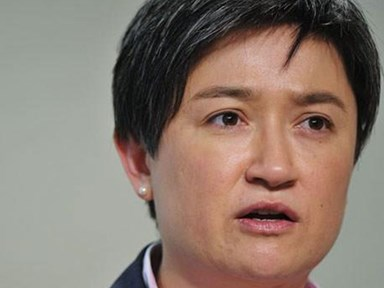 Penny Wong gives a stirring speech on marriage equality