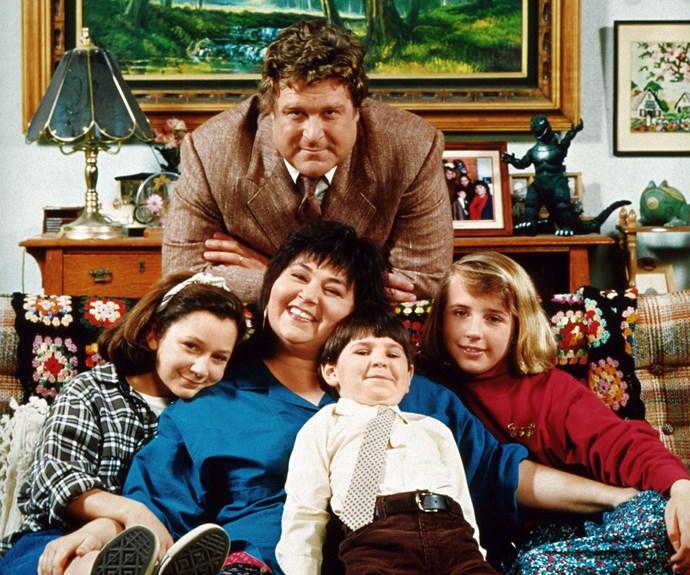 Cast of Roseanne