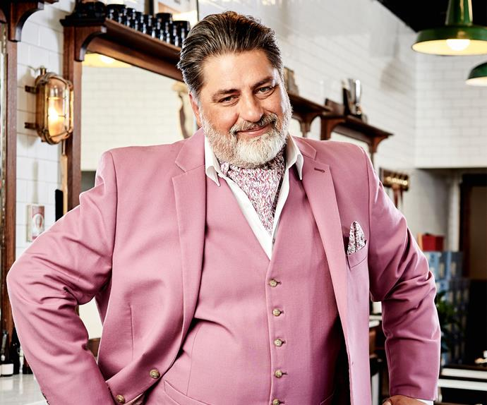 Matt Preston MasterChef Australia