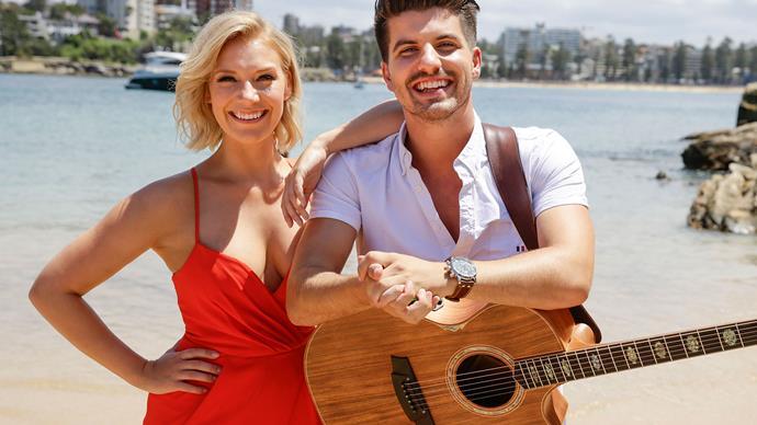Jess and Matt Bold and The Beautiful